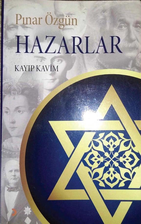 Pınar Özgün. Hazarlar (2013)
