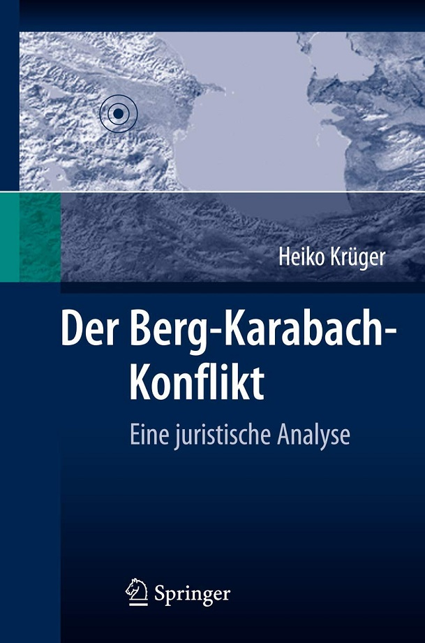 Krüger Heiko. Der Berg-Karabach-Konflikt (2009)