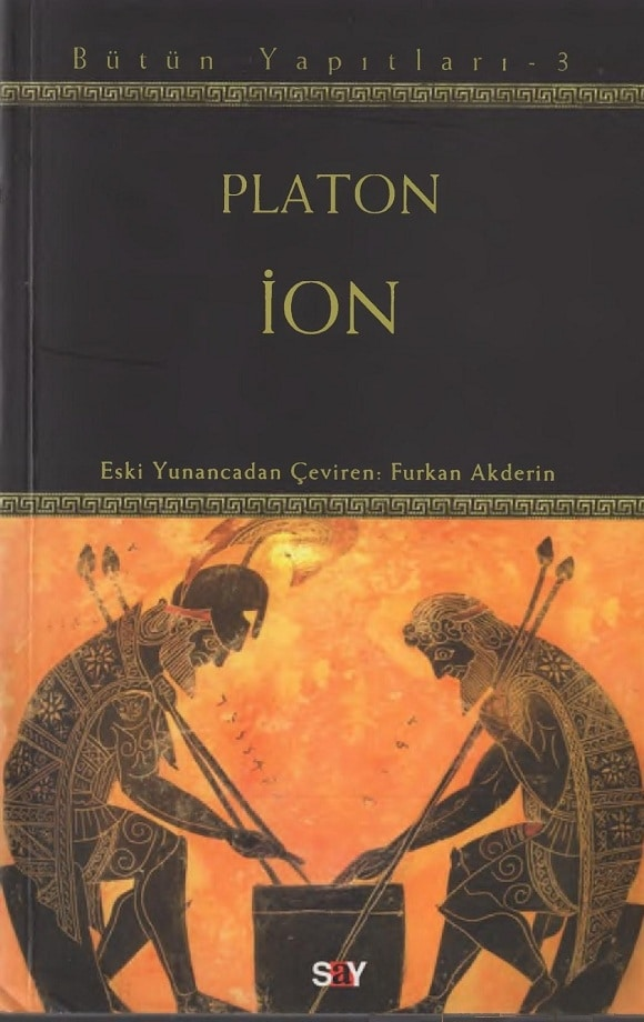 Platon. İon (2010)