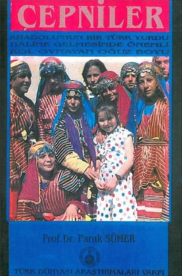 Faruk Sümer. Çepniler (1992)