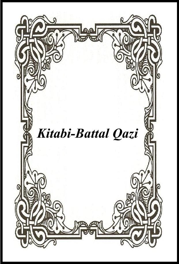 Kitabi-Battal Qazi (2009)