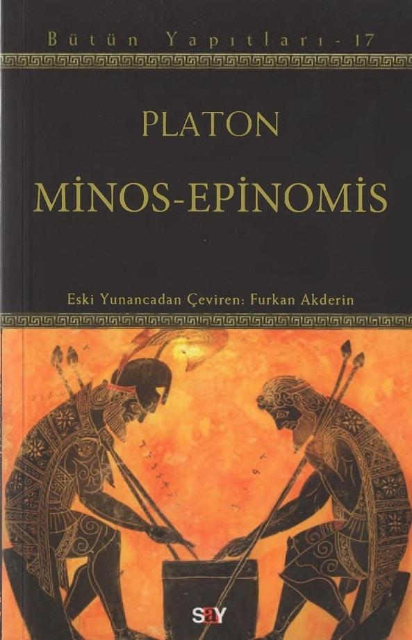 Platon. Minos-Epinomis (2013)