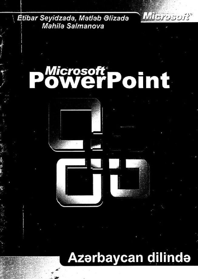 Kollektiv. Microsoft Power Point (2005)