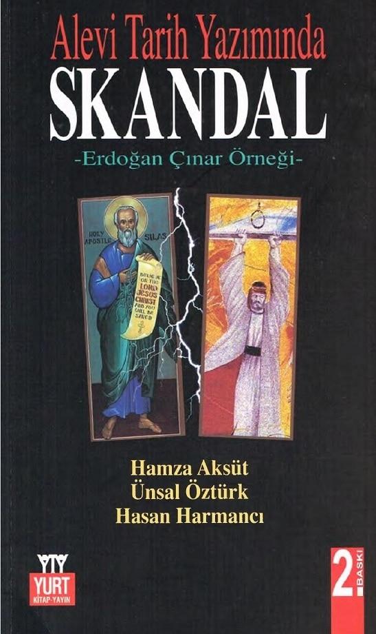 Ünsal Öztürk, Hamza Aksüt, Hasan Harmancı. Alevi tarih yazımında skandal: Erdoğan Çınar örneği (2010)