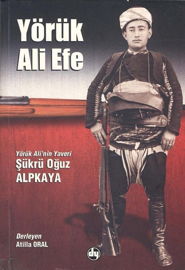 Şükrü Oğuz Alpkaya. Yörük Ali Efe (2009)