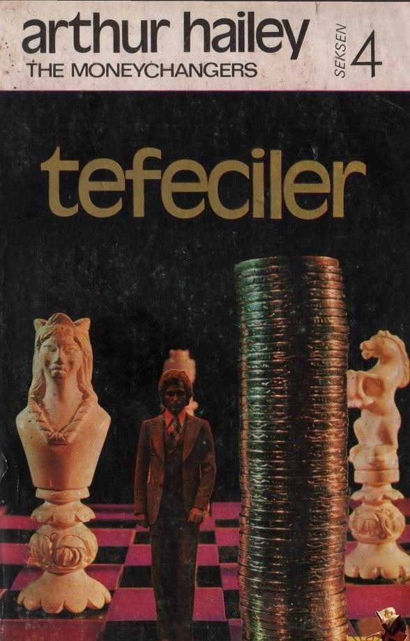 Arthur Hailey. Tefeciler (1975)