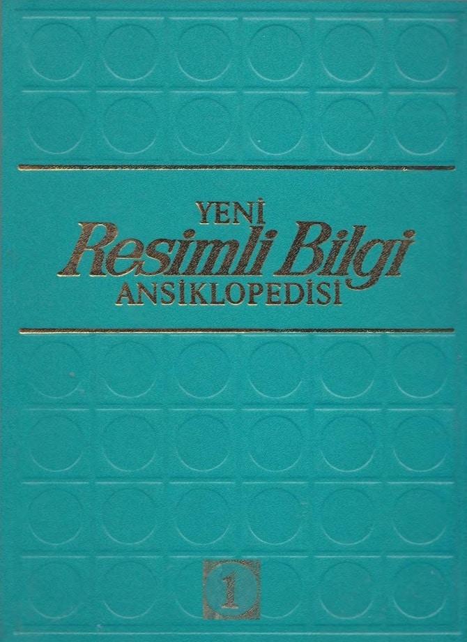 Yeni resimli bilgi ansiklopedisi. 1. Cilt (1984)