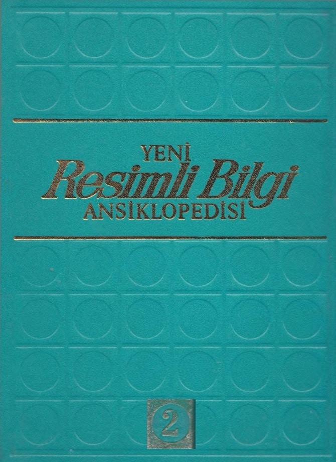 Yeni resimli bilgi ansiklopedisi. 2. Cilt (1987)