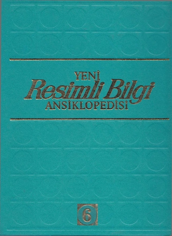 Yeni resimli bilgi ansiklopedisi. 6. Cilt (1984)