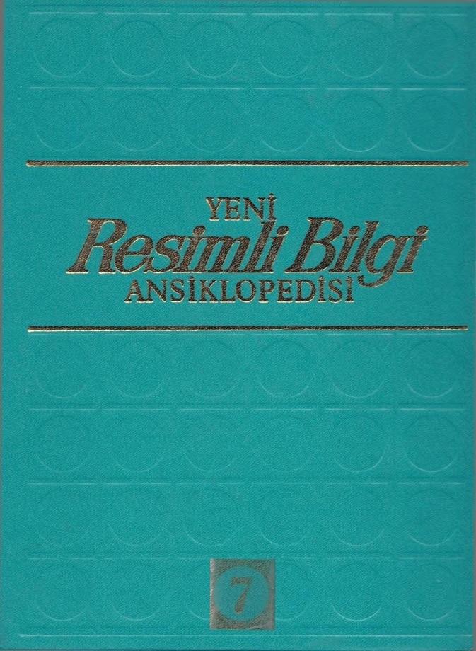 Yeni resimli bilgi ansiklopedisi. 7. Cilt (1986)